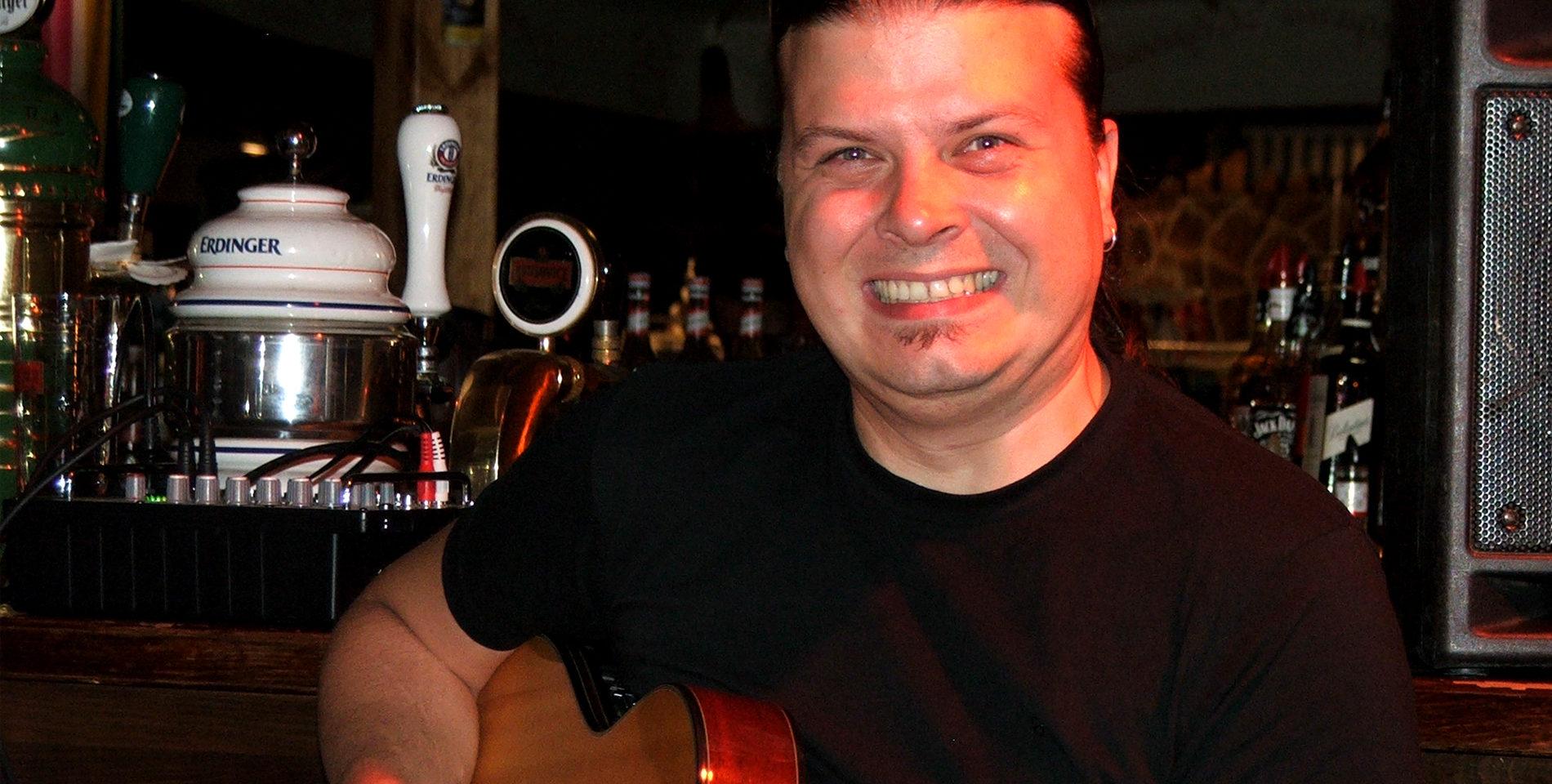 Kisdarózci Péter (Daró) - El Capo